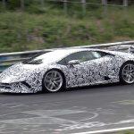 La Lamborghini Superleggera Huracan 2017 se dévoile petit à petit