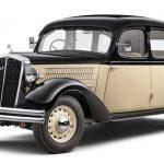 Skoda célèbre 15 ans de la Superb, rappelez-vous du modèle de 1934