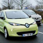 Renault teste la conduite autonome des Zoe en Chine
