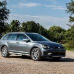 Essai : Nouvelle Volkswagen Golf Alltrack 2017