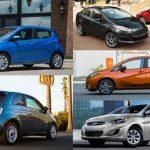 Les 10 nouvelles voitures neuves les moins chères de 2017