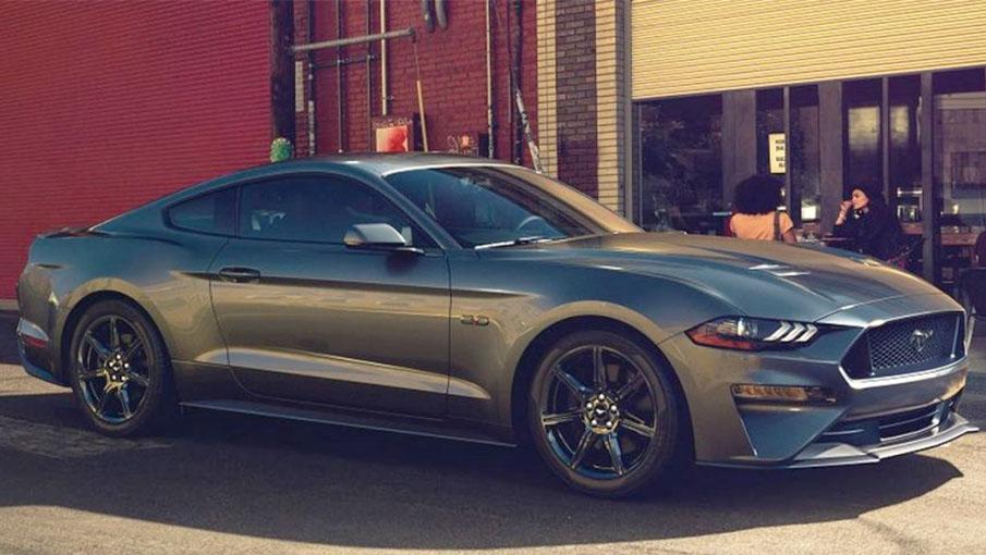 Ford Mustang 2018, plus technologique et puissante