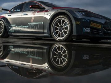 competition GT Electrique