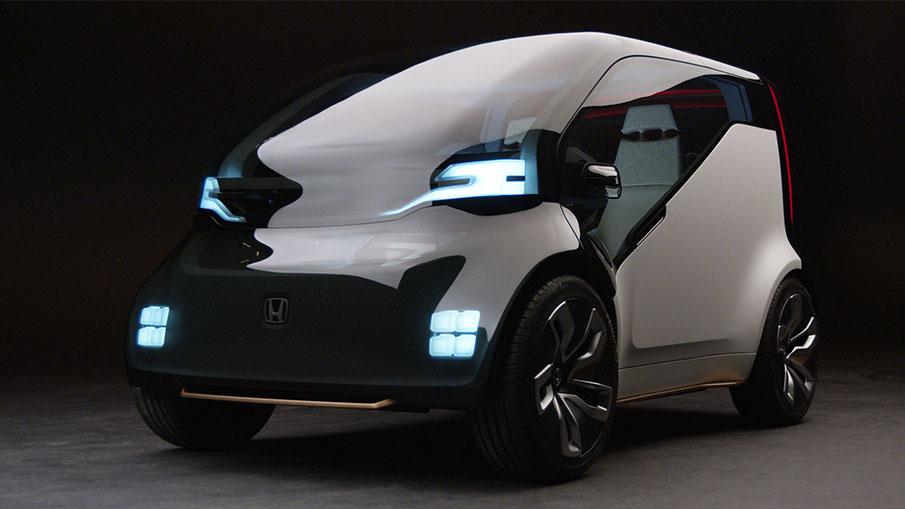 Le concept de Honda NeuV veut changer l'image des voitures de fonction