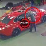 En Australie : Il vole une voiture dans un garage en short et en tong
