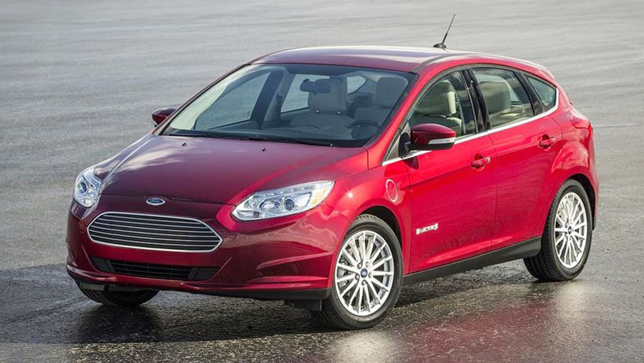 Ford cesse de fabriquer le Focus Electric en Europe