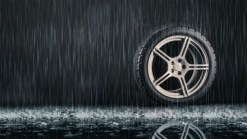 pneu-pluie