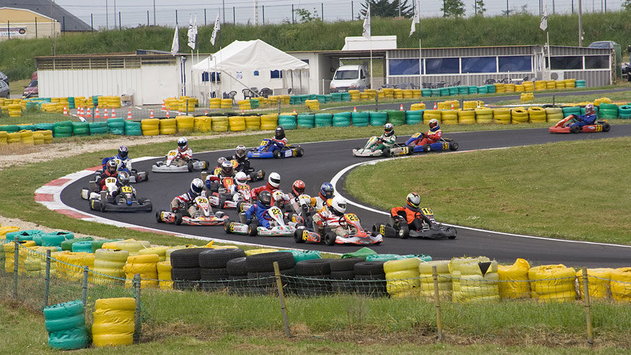course-karting