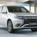 Succès du nouveau Mitsubishi Outlander PHEV en France