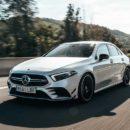 Une Mercedes classe A pour changer de look?